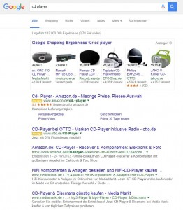 SERPS CD Player