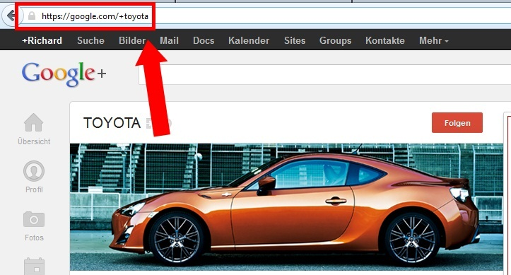 google-custom-url-toyota