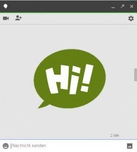 TILL.DE Google Chat HI