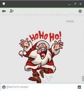 TILL.DE Google Chat Weihnachten