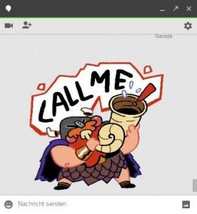 TILL.DE Google Chat call me