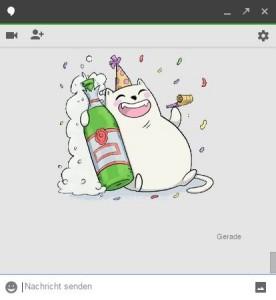 TILL.DE Google Chat party