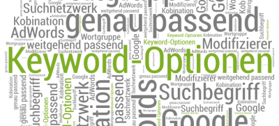TILL.DE-Keyword-Optionen