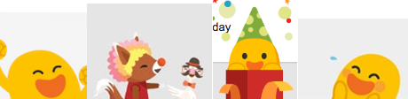 """Google+ Chat """"Emojis"""""""