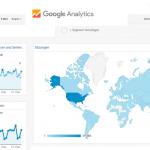 Google Analytics Dashboard Starter Dashboard