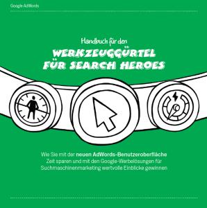 Werkzeuggürtel für Search Heroes