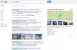 Google Knowledge Graph Anzeige