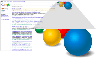 Google Safesearch Screenshot